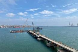 На пірсі Risoil облаштують унікальний судновантажний комплекс
