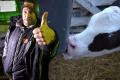 На форумі «Молочна ферма» Самуель Малард розповість, як отримати високопродуктивну корову, мінімізувавши ризики вирощування телят
